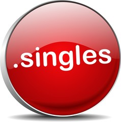 singles. singles web domain ending button