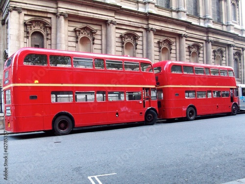 london doubledecker bus