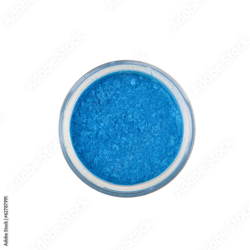 Eyeshadow Light Blue Powder