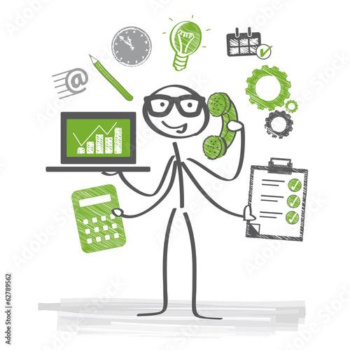 Multitasking, Kompetent - 62789562