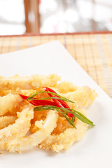 Fried Calamari Rings