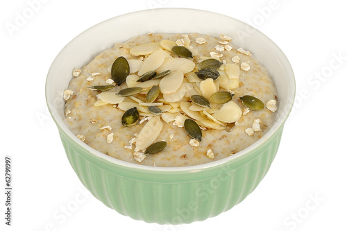 Porridge with Mixed Seeds