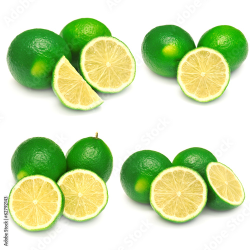 Collection of sliced ??limes