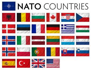 NATO memebr countries
