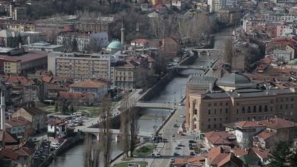 Sarajevo bridges