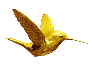 golden Hummingbird