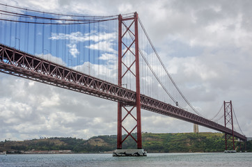 Bridge april 25, Lisbon