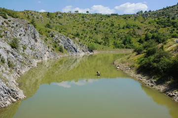 Uvac River, Serbia