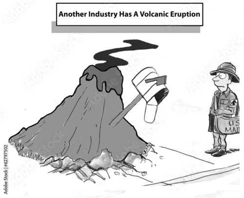Another eruption