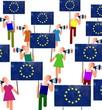 Défilé pro-européen