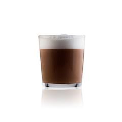 coffe latte glass