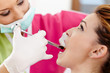 Anesthesia injection
