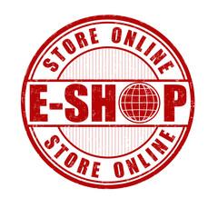E-shop stamp