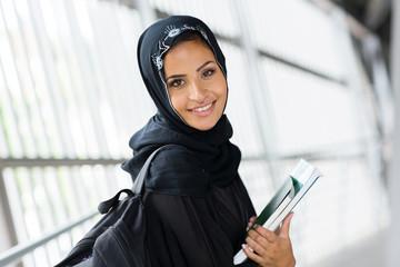 modern arabian university student