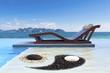 piscine yin yang en Thaïlande
