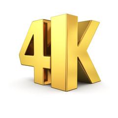 Golden 4K