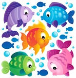 Fish theme collection 2
