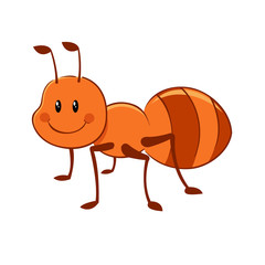 Ant cartoon