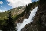 waterfall Krimml (Austria)