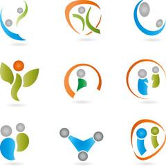 Menschen, Fitness, Gesundheit, Hebamme