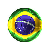 Fototapety brazil football
