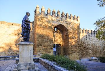 Lucius Annaeus Seneca, Cordoba, Spain