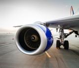 Fototapety Aircraft Engine