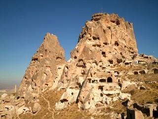 Lost City in Cappadocia