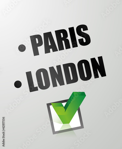 .paris - .london