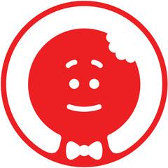 Christmas cookie man avatar