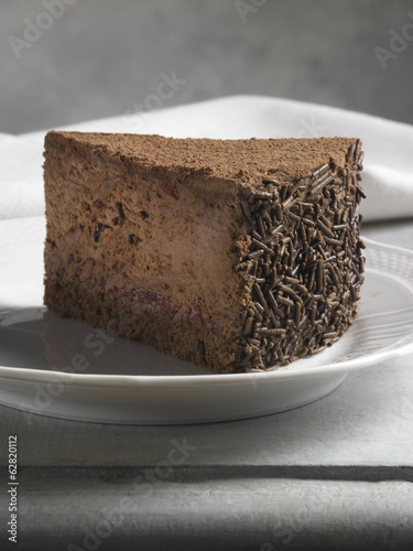 sweet food dessert, chocolate cake