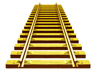 golden railway