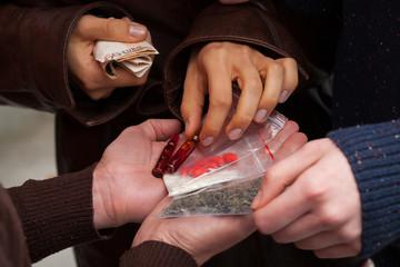 Hard drug dealers