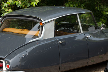 The Citroën DS