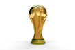 canvas print picture - Coppa del mondo di calcio - Fifa 2014