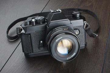 Film single lens reflex camera
