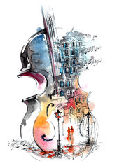 music and the city