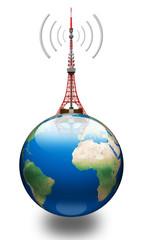 Antenna sul mondo