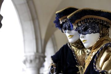 maschere carnevale venezia 2014