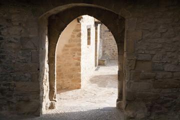 Arco de piedra