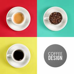 coffee cup art design