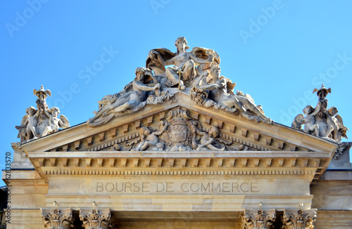bourse de commerce Paris