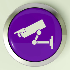 Camera Button Shows CCTV and Web Security