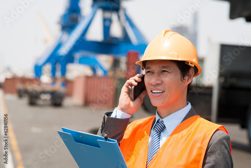 Port engineer