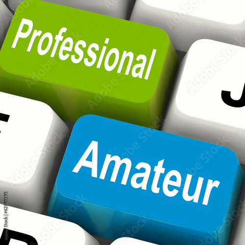 Professional Amateur Keys Show Beginner And Experienced