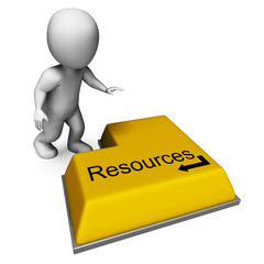 Resources Key Shows Funds And Capital Available