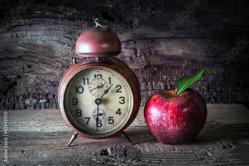 the time of the apple