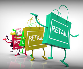 Retail Bags Show  Commercial Sales and Commerce