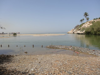 Plage Beach Corniche - Muscat Mascate - Al-Qurm Al-Qurum - Oman