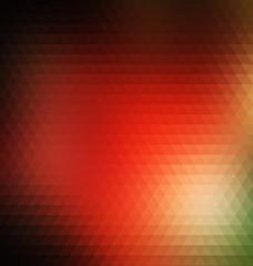 Mosaic gradient  geometric background